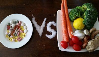 USHQIMI NUK MJAFTON/ Rastet kur një person duhet të marrë patjetër suplemente e vitamina