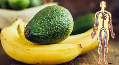 TË PASURA ME VITAMINA? Ja çfarë ndodh me trupin tuaj nëse hani një banane dhe avokado çdo ditë