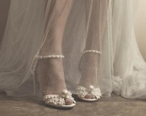NËSE E  KENI DITËN E MADHE KËTË VERË/ Njihuni me këpucët trend për nuset e 2019-ës