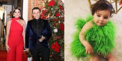 DITËLINDJE PRINCESHASH/ Ja pamjet nga festa përrallore e vajzës së Valdrin Sahitit