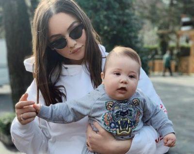 """SA I ËMBËL/ Djali thërret """"mama"""" dhe Jona Spahiu nuk mund ti përmbajë emocionet"""