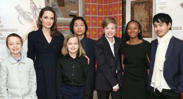 U HABITËM/ Ka 6 fëmijë por Angelina Jolie i lë gjithë pasurinë vetëm njërit prej tyre