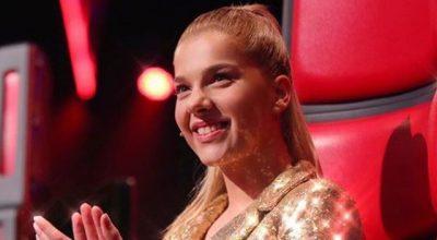"""VIDEO EPIKE/ Arilena Ara tregon çfarë ndodh në prapaskenën e """"The Voice Kids"""""""