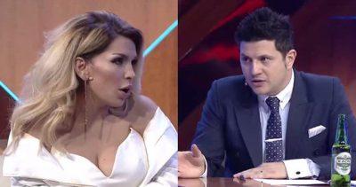 """""""TË TË VIJË TURP""""/ Besa Kokëdhima i kthehet Ermalit live në emision (FOTO)"""
