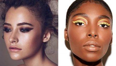 """NGA NGJYRAT TEK SHKËLQIMI/ 4 trendet e """"make up-it"""" që duhet t'i provoni patjetër këtë vit"""