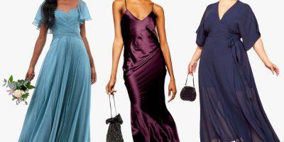 LULE DHE  NGJYRA PASTEL/ 15 modelet më të bukura të fustaneve të shoqëruesve të nuseve