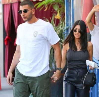 """SËRISH BASHKË? Ish-partneri i Kourtney Kardashian flirton me të në """"Instagram"""""""