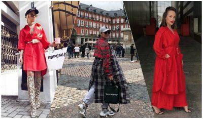 NUK HEQIN DORË NGA FIKSIMET E TYRE/ Blogeret sapo na bindën se këto janë trendet e momentit (FOTO)