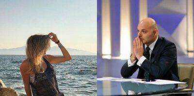"""MODERATORJA SHQIPTARE SFIDON FEVZIUN/ Kërkon ti marrë emisionin """"Opinion"""""""