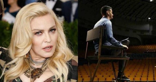 BLERJA E KLIKIMEVE/ Madonna i shkruan mesazh moderatorit shqiptar (FOTO)