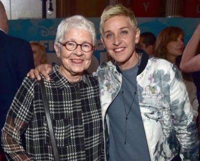 """""""VAJZA IME NUK DO TË KETË FËMIJË""""/ Mamaja e Ellen DeGeneres flet për të ardhmen e moderatores"""