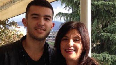 GËZIM NË FAMILJEN TOPALLI/ Jozefina jep lajmin e bukur për të birin (FOTO)