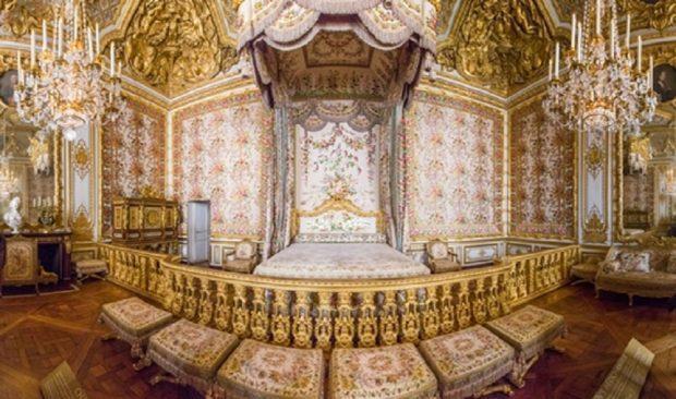 VERSAJË/ Apartamentet luksoze të mbretëreshave rihapen për turistët