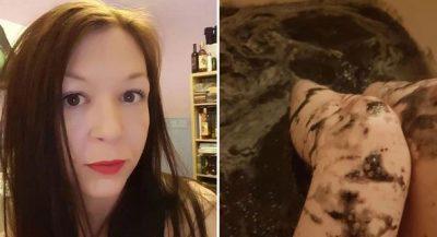 """""""NDIHESHA SI SHREKU""""/ Si përfundoi 34-vjeçarja në vaskë me ujë të zi (FOTO)"""