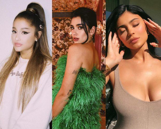 PAS ARIANA GRANDES/ Kylie Jenner e Dua Lipa e çoi në një tjetër nivel trendin e momentit