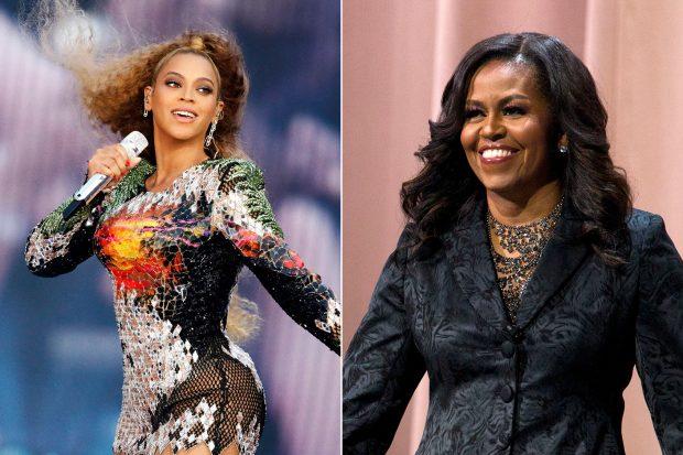 """""""MË BËN KAQ KRENARE DHE TË DUA""""/ Michelle Obama emocionohet pas filmit të Beyonce"""