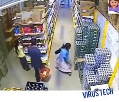 """I FUSIN MES """"SHALËVE"""" DHE…/ Njihuni me vjedhjet më SPEKTAKOLARE të vajzave (VIDEO)"""