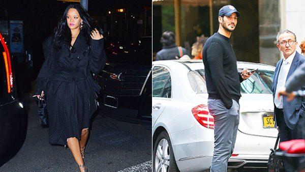 SUPER SEKSI/ Rihanna i mahnit të gjithë me pamjen e saj në darkën romantike me biznesmenin saudit