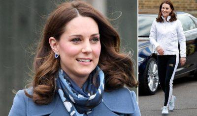 EDHE PSE MUND TA NDRYSHOJË ATË/ Kate Middleton nuk heq dorë nga stilistja e saj (FOTO)
