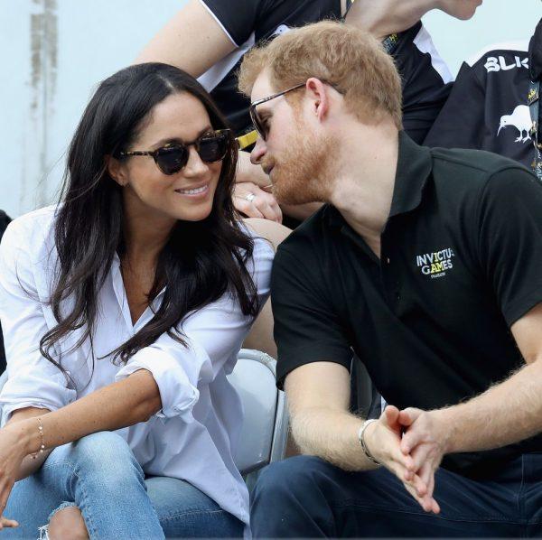ENDE S'E KISHIN BËRË ZYRTARE/ Meghan Markle dhe Princ Harry publikojnë një foto në kohën kur ishin të dashur