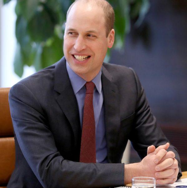"""""""NUK E KAM TELEFONIN ME VETE""""/ Princ William konfuzoi të gjithë fansat me komentin mbi lindjen e Meghan Markle"""