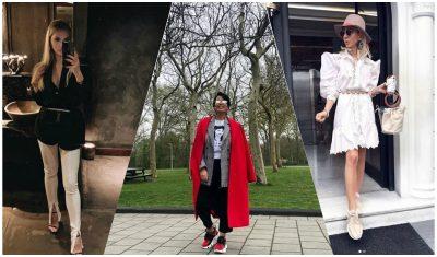 NGA XHAKETAT TEK FUSTANET/ Ja trendet që zgjodhën për këtë javë blogeret