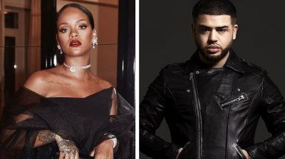 I REALIZOHET ËNDRRA/ Rihanna dëgjon më në fund për Noizyn (VIDEO)