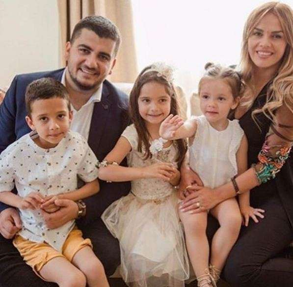 """""""KY ËSHTË FUNDI I LUMTUR""""/ Bashkëshortja e Ermal Fejzullahut publikon foton familjare"""