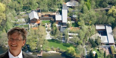 CILËSOHET SI PARAJSA NË TOKË/ Kjo është qyteza ku jetojnë dy njerëzit më të pasur në botë
