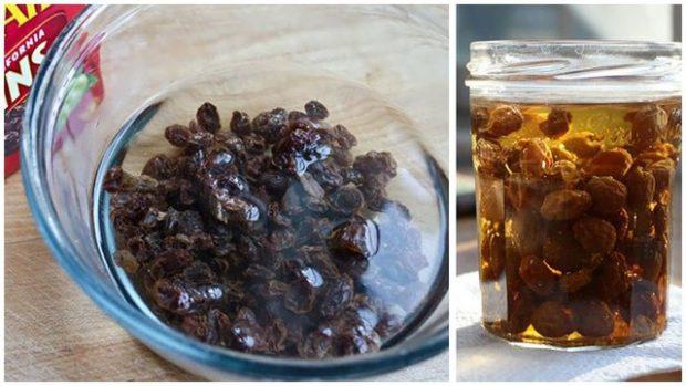 RRUSHI I THATË/ Ja receta çudibërëse me rrush të thatë që eliminon toksinat dhe pastron mëlçinë