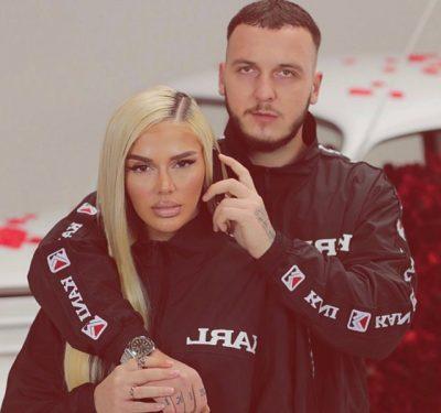 """TË MËRZITUR DHE KOKËULUR/ Mozzik dhe Loredana kapen """"mat"""" në aeroport (FOTO)"""