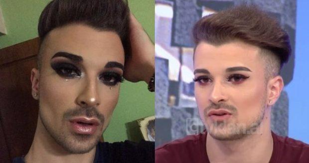 NIHUNI ME DARION/ I riu shqiptar që ka pasion makeup-in (FOTO+VIDEO)