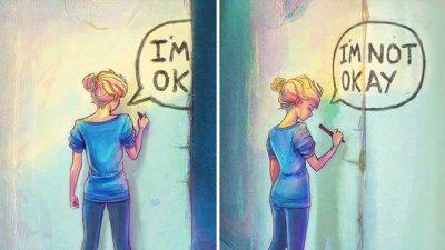 """""""E DI QË DOKTHEHESH POR JAM E FORTË""""/ Letra e hapur e një pacienteje të prekur nga depresioni"""