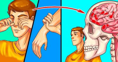 MUND T'JU SHPËTOJNË JETËN/ 5 shenjat dalluese të goditjes me tru që s'duhet t'i injoroni kurrë,
