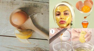 KA TË NJËJTIN EFEKT SI KREMRAT E SHTRENJTË/ Si të përdorni vezën në trajtimet e bukurisë