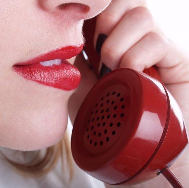 DO T'A ADHURONI/ Mësoni tani si të bëni seks në telefon