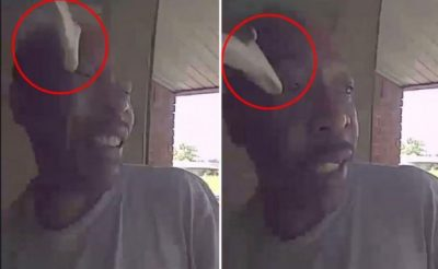 E PAZAKONTË/ Burri i bie ziles por derën ia hap… gjarpri (VIDEO)