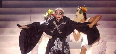 PLAS DEBATI NË EUROVISION/ Izraeli nxehet keq me veprimin e Madonnës