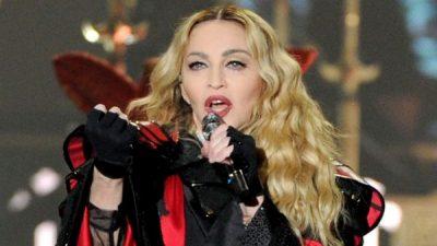 """PAS SHUMË PËRPLASJESH/ Madonna konfirmon pjesëmarrjen në natën finale të """"Eurovision"""""""