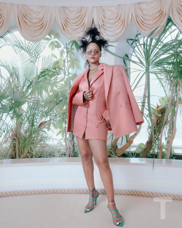 """""""BËNI GATI GARDËROBËN""""/ Koleksioni i ri """"Fenty"""" nga Rihanna po vjen dhe është super"""