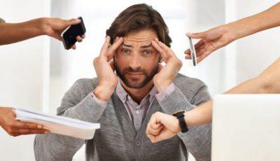 3 JANË ARSYET QË STRESOHEMI MË SHUMË/ Studimet tregojnë cilat prej tyre na bëjnë të ndihem keq në përditshmëri