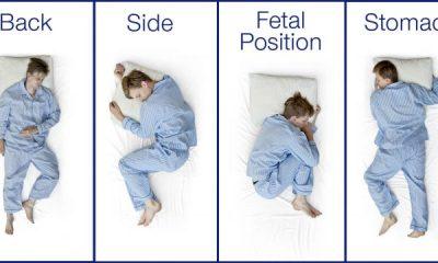 DUHET TI DINI/ Disa pozicione të gjumit që mund t'iu ndihmojnë për dhimbjen e shpinës