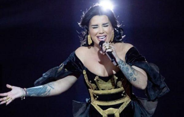 """""""PERFORMANCË E SHKËLQYER""""/ Tenori italian vlerëson Jonida Maliqin për paraqitjen në """"Eurovision"""""""