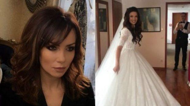 DALIN FOTOT/ Grida Duma merr të gjithë vëmendjen në dasmën e motrës