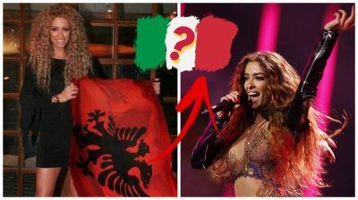 TANI PO QË JEMI KONFUZË/ 1 vit më parë Eleni Foureira deklaroi origjinën shqiptare, por në Eurovision e bënë italiane (FOTO)
