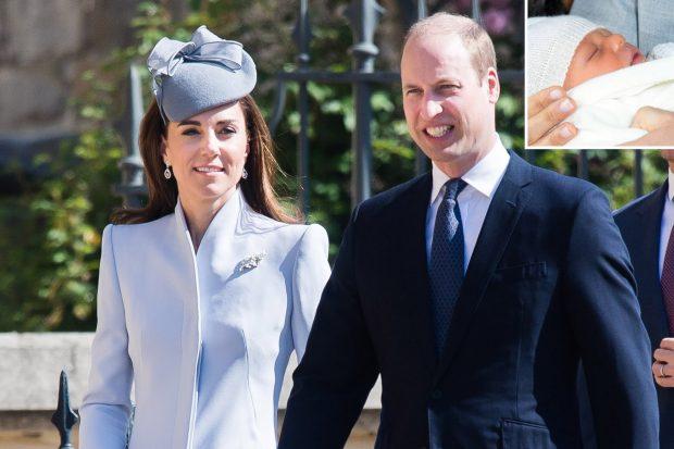 NDODHI/ Kate dhe William takojnë nipin një javë pasi lindi (FOTO)