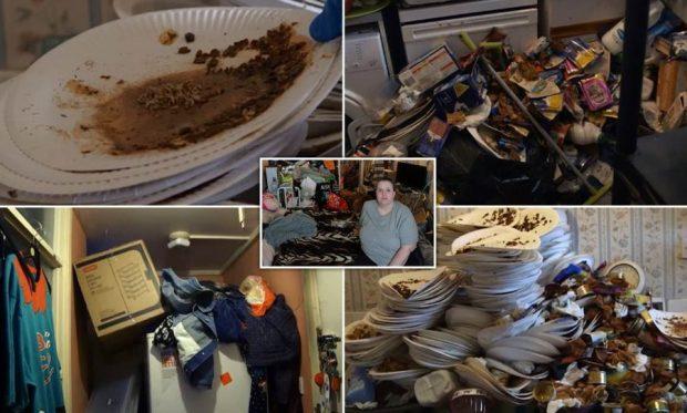 E MBULUAR DERI NË FYT ME MBETJE/ 47-vjeçarja që nuk pastron shtëpinë bashkëjeton me papastërtitë