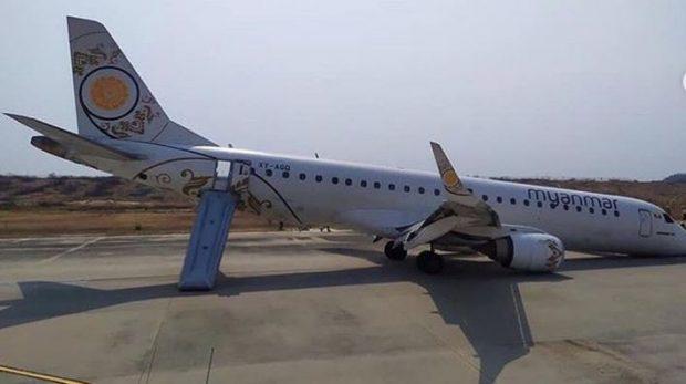 PILOTI HERO/ Ul avionin me pasagjerë në pistë vetëm me rrotat e pasme