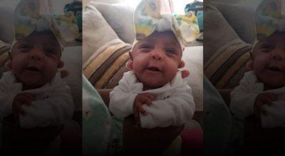 LINDI 250 GRAMË/ Kjo është foshnja më e vogël në botë që arriti të mbijetojë (FOTO)