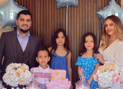 BABA PËR HERË TË KATËRT/ Ja emri që Ermali do ti vendosi të bijës